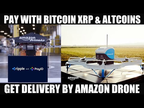 amazon-gets-approval-from-faa-to-fly-drones!-pay-with-bitcoin-xrp-altcoins-get-delivery-by-drone!