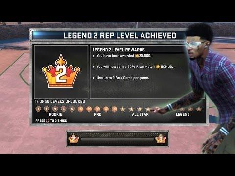 NBA2K16 - Episode 7 Enfin Legend 2 - Avec Medhamid938