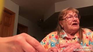 Grandma talks about sex