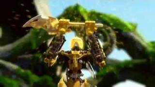 BIONICLE: The Legend Reborn - Mata Nui Trailer