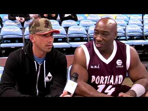 Michael Clarke Duncan 2016 Olympic Bid Interview w Billy Dec