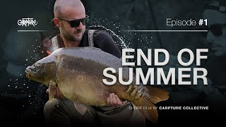 END OF SUMMER | Short Film by Carpture Collective | CARPFISHING