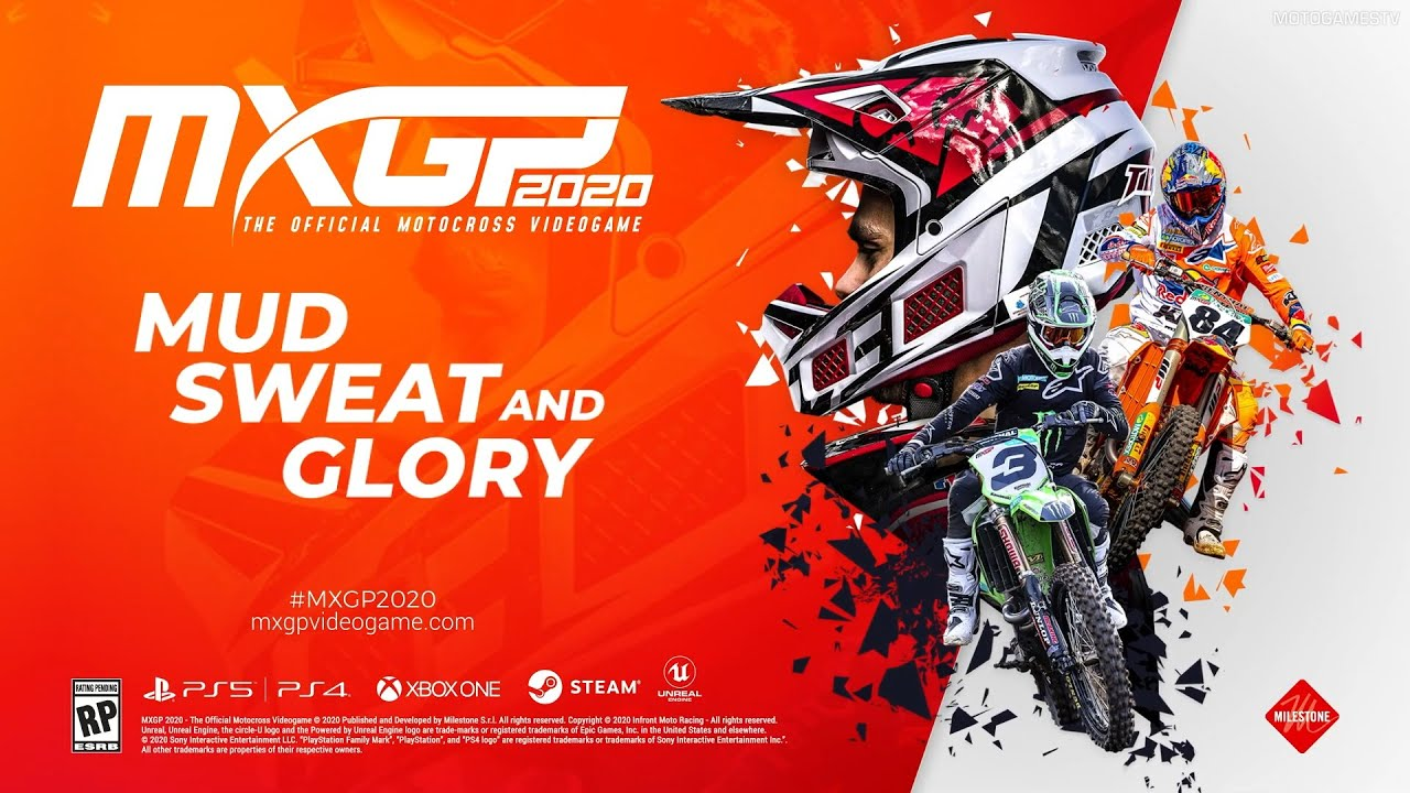 MXGP 2020 - Announcement Trailer [PS4, PS5, XB1 & PC] - YouTube