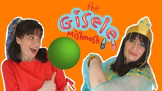 Show About A Sphere For Kids | Learn The Properties Of A Sphere | The Gisele Mishmash