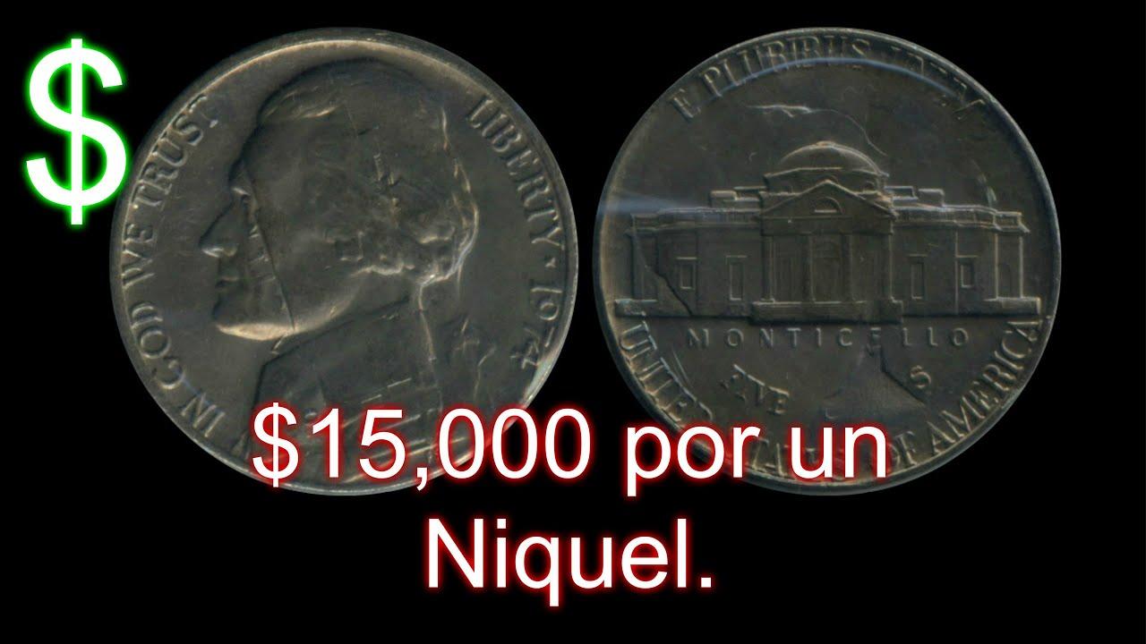 Valor De Monedas Americanas Centavos