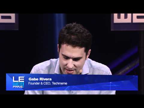 "LeWeb 2011 Panel ""How is social local mobile changing media"""