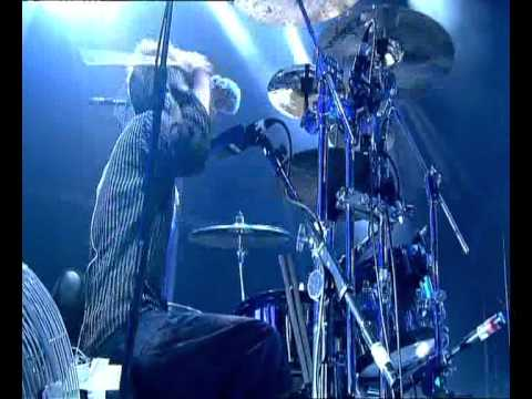 Muse live at Glastonbury 2004