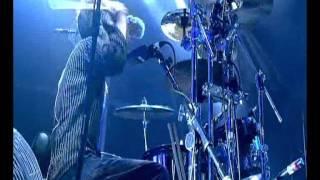 Muse live at Glastonbury 2004