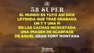 Download Perdidos De Sinaloa - 38 SUPER (Karaoke)