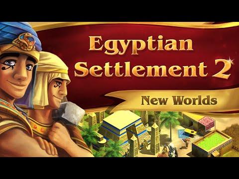 Egyptian Settlement 2: New Worlds - Live @ Big Fish