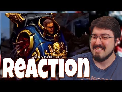 If The Emperor Had A Text To Speech Device Behemoth Part 2 Reaction