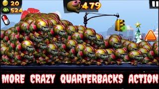Zombie Tsunami Lets Start With More Crazy Quarterbacks Action!