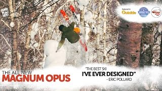 "Line Magnum Opus Skis - ""The Best Ski I"