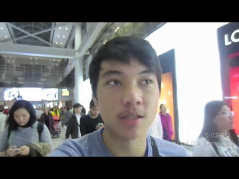 (1/2) Korean Air B737 - KE649 Seoul Incheon to Manila - Flight Vlog