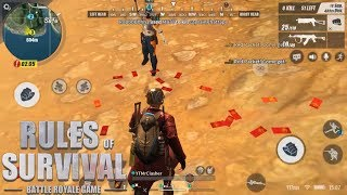 Rules of Survival - HOW I GOT 7,000 FREE DIAMONDS!