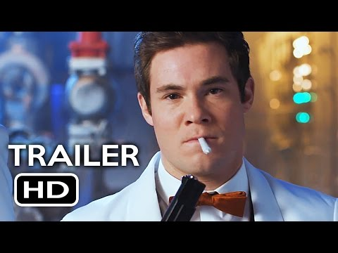 Thumbnail: Game Over, Man! Official Trailer #1 (2017) Adam Devine, Blake Anderson Comedy Movie HD