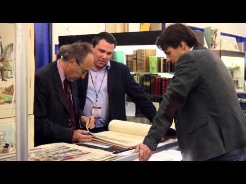 California International Antiquarian Book Fair: California Calls You!