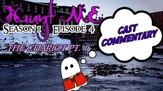 "Haunt ME - S1:E4 ""The Chariot - Part 1"" (The Mill) - Commentary"