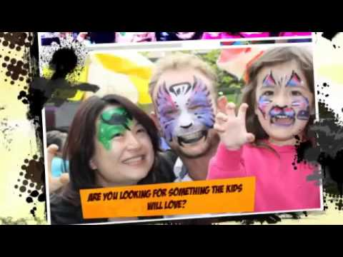 Face Paint Kit Ultimate Party Pack From Wee Z On You