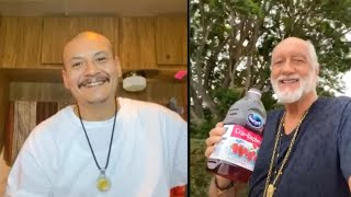 Viral TikTok Longboarder Nathan Apodaca REACTS to Mick Fleetwood Video (Exclusive)