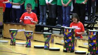 Brown Elementary 5th Grade Program (11-7-13) Win the Fight