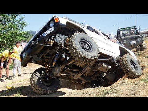 Extreme Off-Road | Motor Show 4x4 Piera 2017 by Jaume Soler