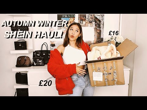 SHEIN CLOTHING TRY ON HAUL | HAUL WEEK