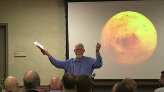 John Stone - Private Expeditions - 20th Annual International Mars Society Convention