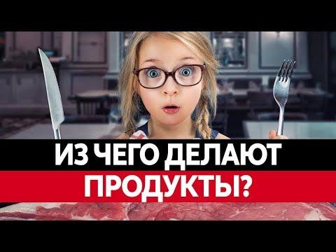 ВРЕДНЫЕ ПРОДУКТЫ. Состав продуктов. Вся правда о продуктах питания!