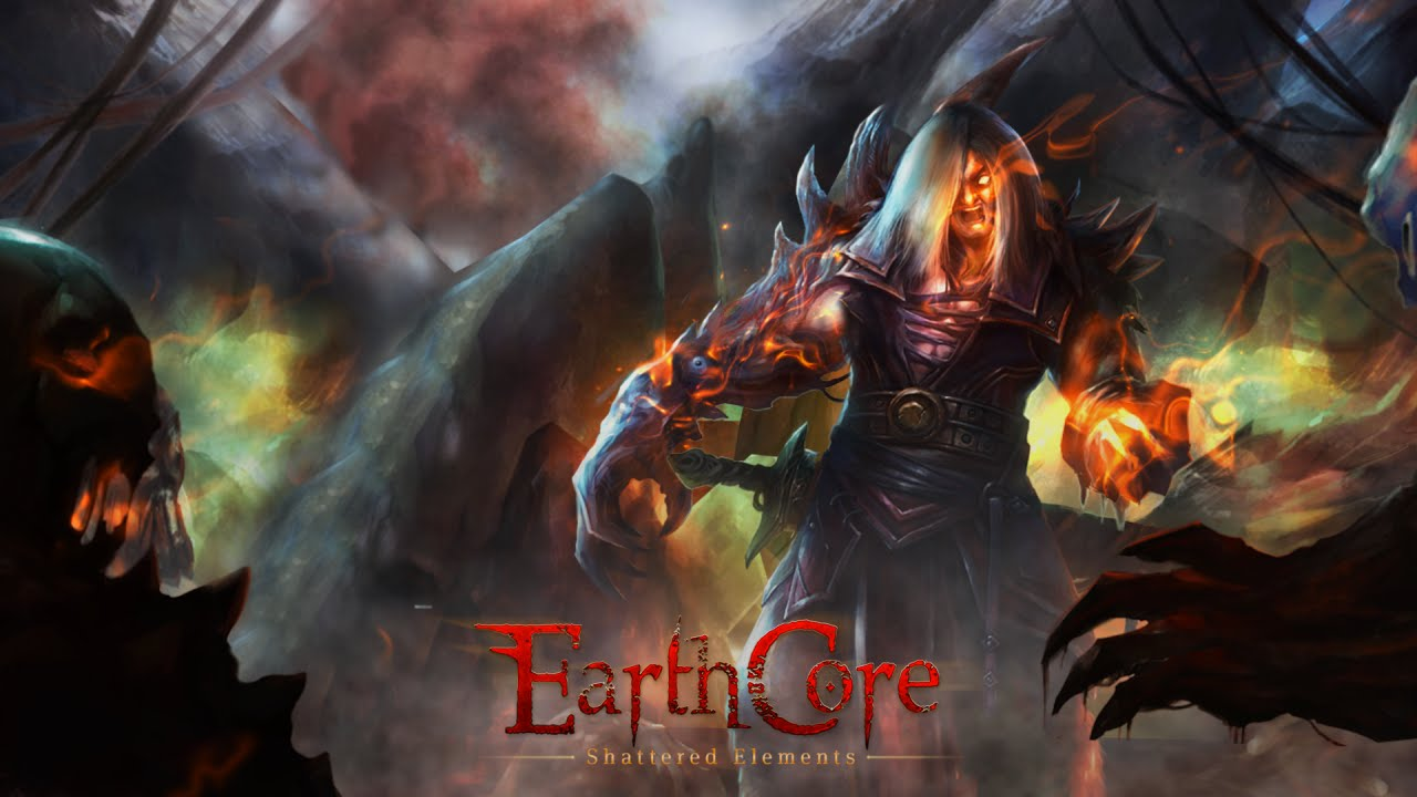 Earthcore: Shattered Elements Gameplay IOS / Android