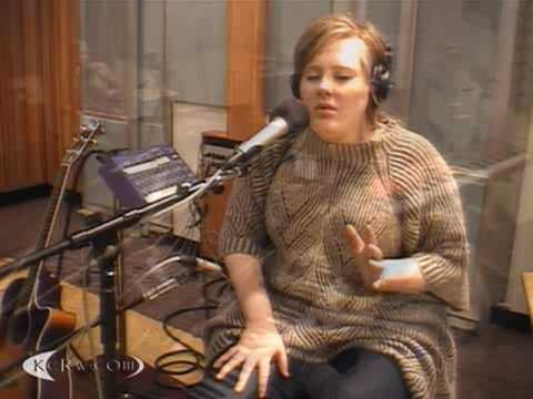 Adele   KCRW Radio Live Session 2008