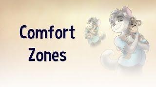 Artist Blog - Comfort Zones