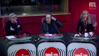 Arielle Dombasle a rencontré le Shah d'Iran