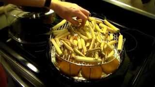 French Fries In The Nuwave Oven