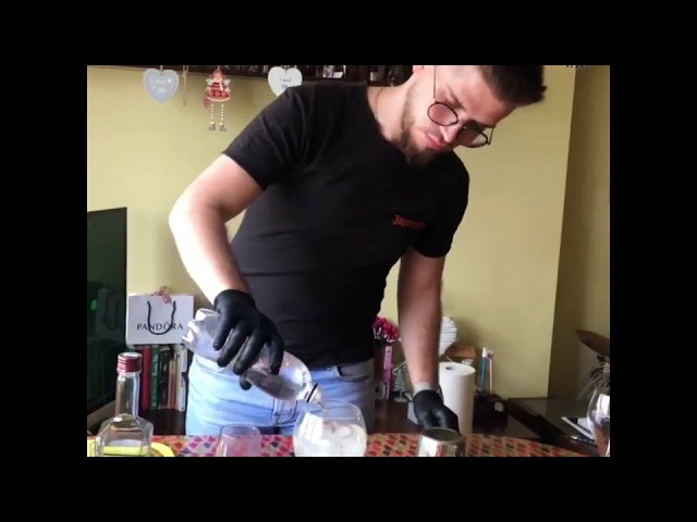 Clopotaru Emanuel - Wembley London Dry Gin