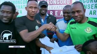 AFRICAN LYON VS YANGA: Walichozungumza Jerry Muro na Mrisho Gambo baada ya mechi