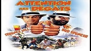 Attention les dégâts HD (1984) Terence Hill  Bud Spencer