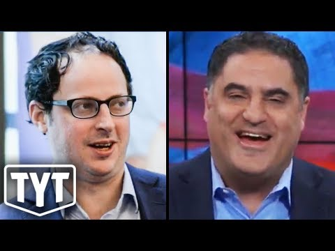 Cenk Uygur Takes On Nate Silver For Jab Against 'The Young Turks'