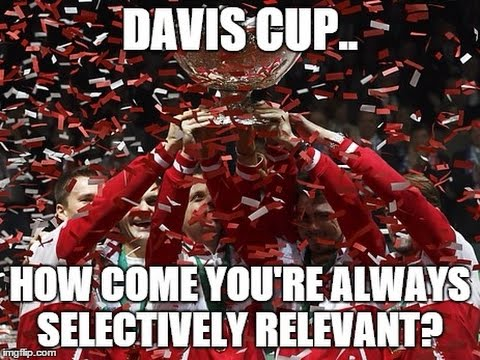 RealzTenisFanz Podcast #28: Davis Cup, How Come You Not Always Relevant?