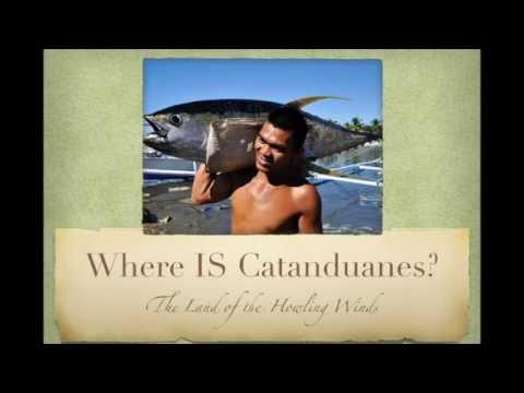 Where IS Catanduanes?