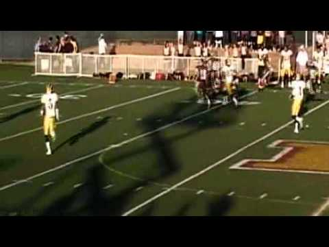 Dillon Baxter - 2010 - Football - San Diego, CA - SportsForce College Sports Recruiting Vid