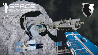 THE REAR END :: Space Engineers Survival :: Ep. 721