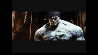 Клип про Халка