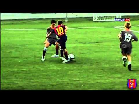 Robert Navarro vs Gimnàstic ● Barcelona Infantil B (U14)