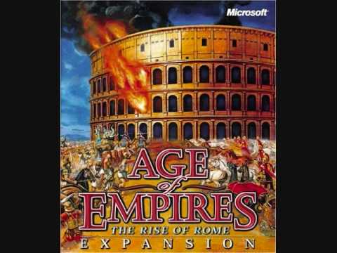 Age of Empires Rise of Rome Music 1