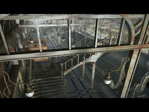 Syberia I Walkthrough - 09 - Valadilene (Train)