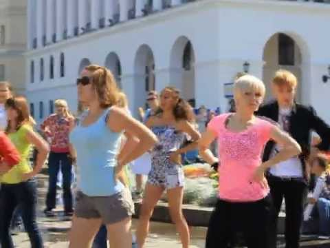 KPOP FLASHMOB IN UKRAINE