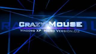 ويندوز ميكرو إكس بى Windows MICRO XP بواسطة : كريزى ماوس Crazy mouse