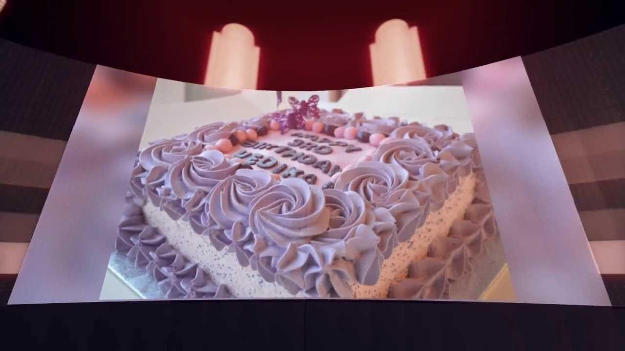 Birthday Cake Ideas With Fresh Cream Perfectend for