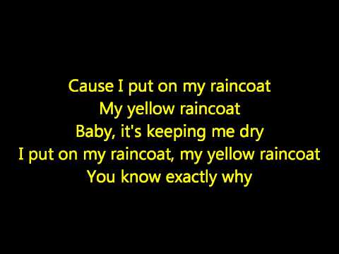 Justin Bieber- Yellow Raincoat Acoustic Lyrics HD
